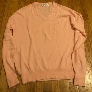 Christian Dior pink sweater